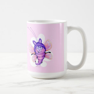 FAIRY 3 CUTE FUNNY CARTOON Classic White Mug