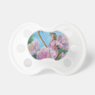 Fairy Amongst the Cherry Blossoms Pacifier