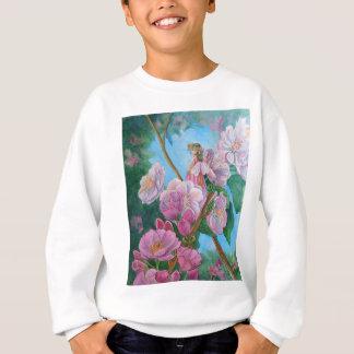 Fairy Amongst the Cherry Blossoms Sweatshirt