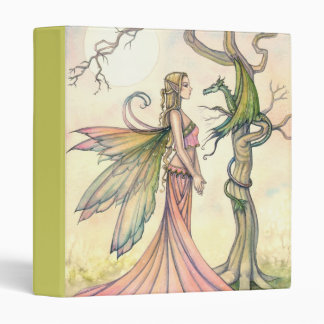 Fairy and Dragon Fantasy Art by Molly Harrison Binder
