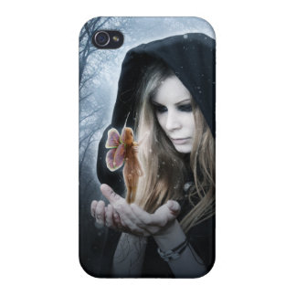 Fairy and Girl iPhone 4/4S Cases