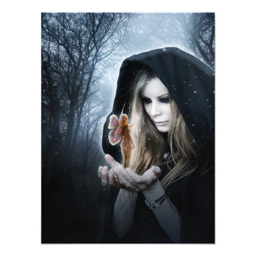 Fairy and Girl Photo Art