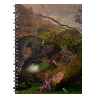 fairy and her dragon dream journal