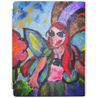 fairy art five iPad cover