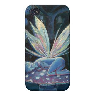 "Fairy Art  iPhone 4 Case - ""Wood Spirit"""