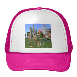 Fairy Artist Trucker Hat