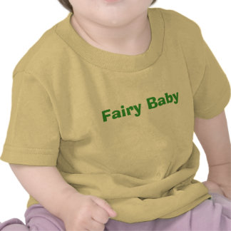 Fairy Baby with wings Tshirts