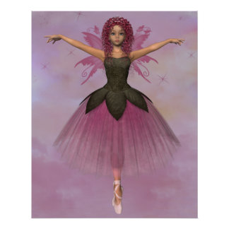 Fairy Ballet 1 Poster