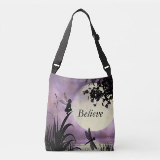 Fairy believe tote bag
