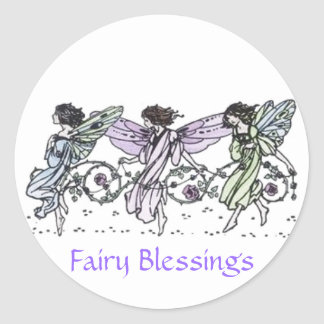 Fairy Blessings Stickers