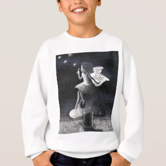 Fairy Blowing Bubbles Sweatshirt