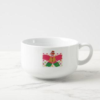 Fairy Bow Soup Mug