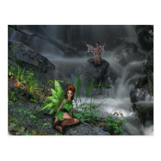 Fairy Brook Postcard