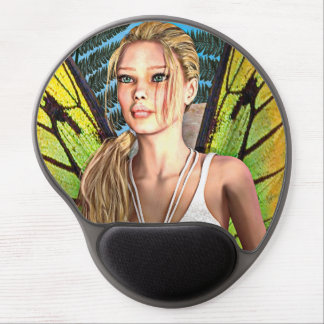 Fairy Butterfly Gel Mouse Pad