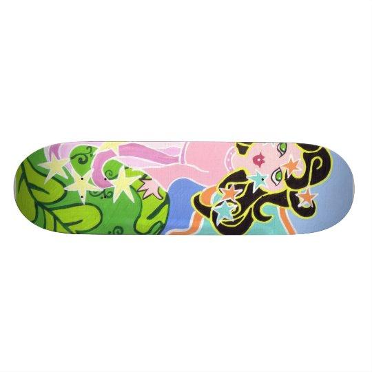 Fairy by Lynnda Rakos Skatebord for girls Skate Board Deck