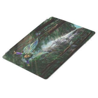 Fairy Castle Forest iPad Cover