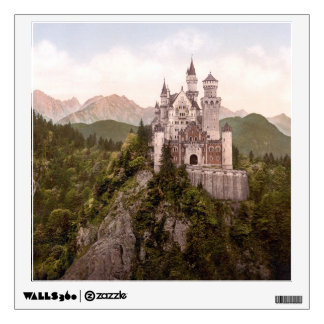 Fairy Castle Wall Sticker
