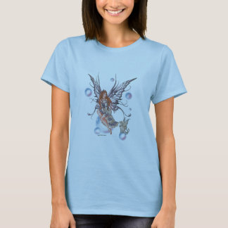 fairy-cat-purple-lace T-Shirt