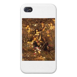 fairy-clip-art-10 iPhone 4/4S case