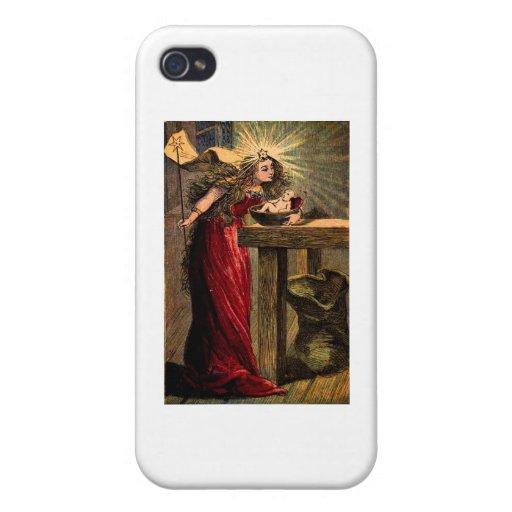 fairy-clip-art-4 iPhone 4/4S cases