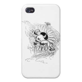 fairy-clip-art-9 covers for iPhone 4