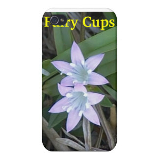 Fairy Cups Covers For iPhone 4