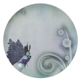 Fairy Dinner Plate