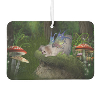 Fairy Dog Air Freshener