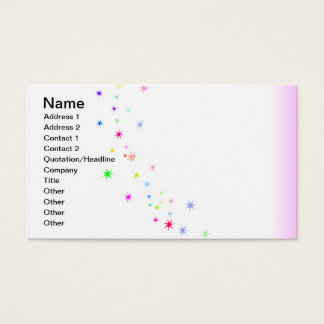 Fairy Dust Business Card