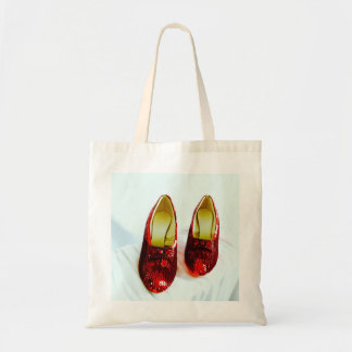 Fairy-Dust Ruby Slippers for every Dorothy! Tote Bag