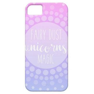Fairy Dust, Unicorns & Magic iPhone 5 Case