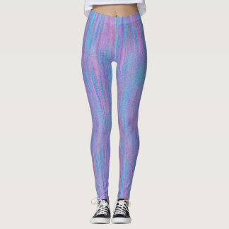 Fairy Dust Waterfall Leggings
