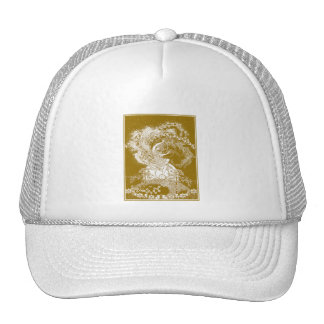 Fairy [Faerie] Illustration by Dorothy Lathrop Trucker Hat