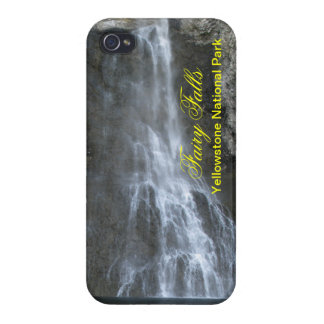 Fairy Falls in Yellowstone iPhone 4/4S Covers