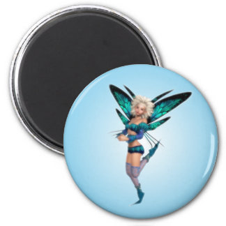 Fairy Fancy Magnet