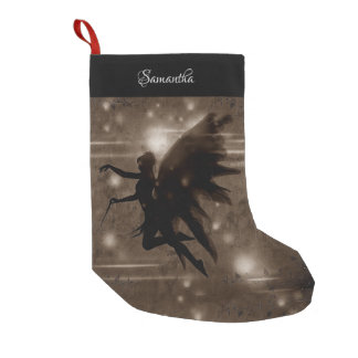 Fairy Fantasy Christmas Stocking