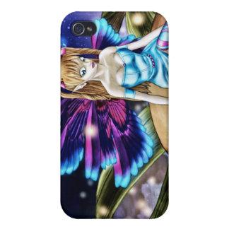 Fairy Fiollynna iPhone 4 Case