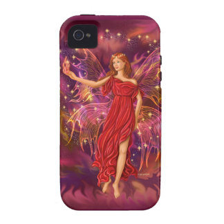 Fairy Flame Case For The iPhone 4