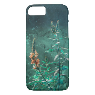 Fairy Flowers in the Jade Moonlight Case-Mate iPhone Case