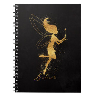 Fairy Foil Art Notebook