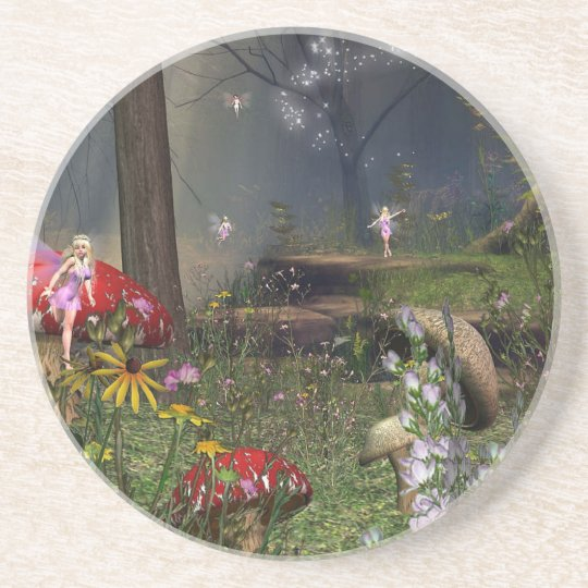 fairy forest coaster