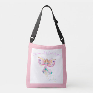 """Fairy Friend"" Kids Body Bag"