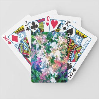 Fairy Garden Poker Deck
