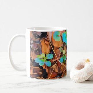 Fairy garden (V) mug
