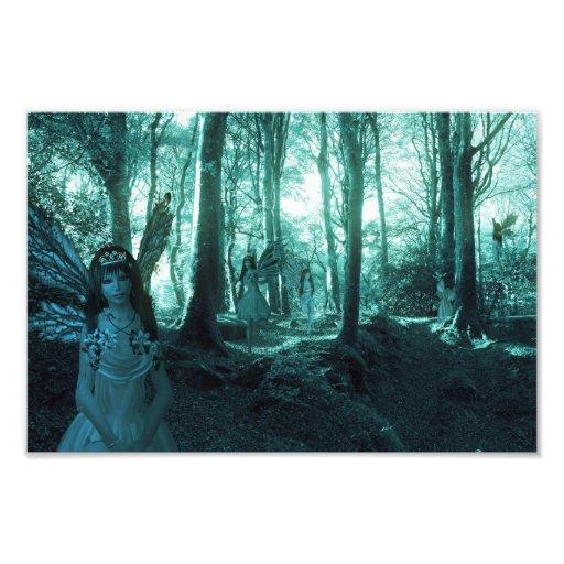Fairy Glade Photo Art