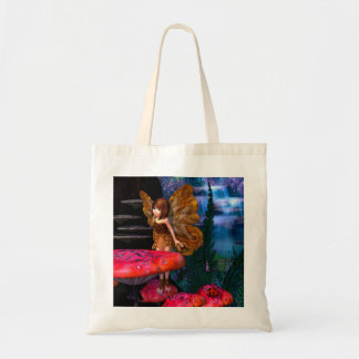 Fairy Glen Budget Tote Bag