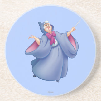Fairy Godmother Beverage Coasters