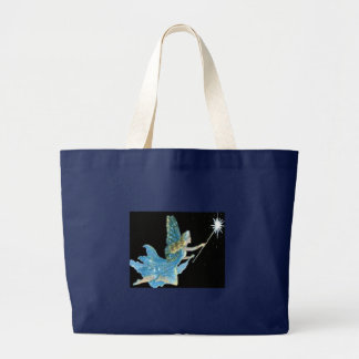Fairy Godmother Large Tote Bag