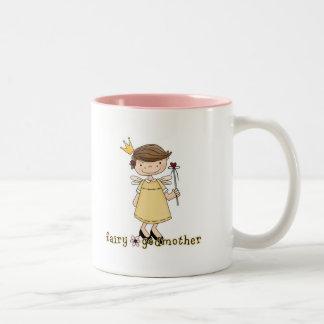 Fairy Godmother Two-Tone Coffee Mug