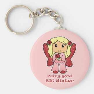 Fairy Good Big Sister Keychain